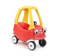 מכונית בימבה קוזי קופה Little Tikes אדום צהוב