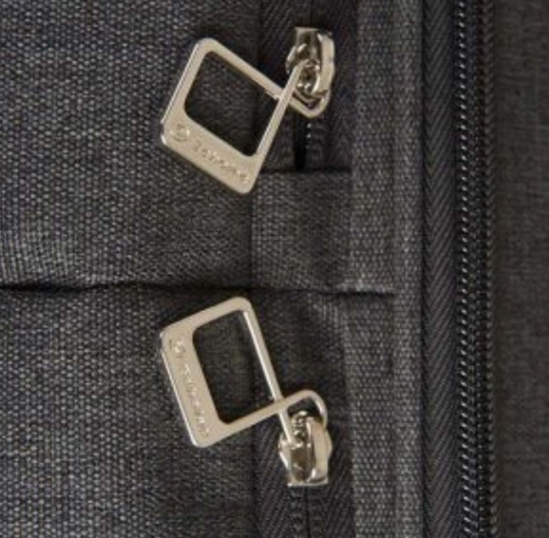 סט מזוודות ECHOLAC MUSE  בצבע אפור בהיר או כהה - משלוח חינם - תמונה 4