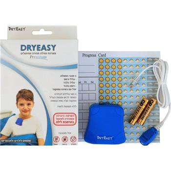 אזעקת הרטבה Dry-Easy הפתרון המושלם להתמודדות עם הרטבת לילה!