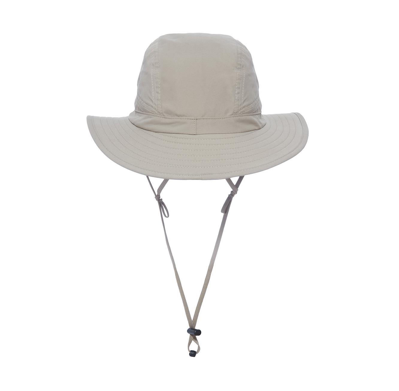 כובע רחב שוליים THE NORTH FACE דגם T0AXKR78S - בז'