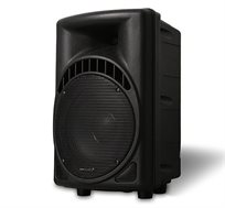 """רמקול אקטיבי Pure Acoustics מקצועי 10"""" משולב שלט רחוק"""