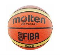 כדורסל עשוי גומי MOLTEN בגודל 6 - משלוח חינם
