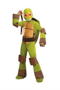 מיכאלאנג'לו דלוקס צבי הנינג'ה Ninja Turtles