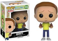 Funko Pop - Morty (Rick And Morty) 113 בובת פופ