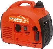 """גנרטור אידאלי לפיקניק HYUNDAI דגם HD920 בהספק 800W משקל 19 ק""""ג"""