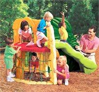 מתקן ג'ונגל מאתגר לילדים