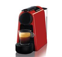 מכונת קפה Nespresso Essenza Mini בצבע אדום דגם D30