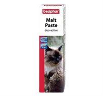 משחה לחתול לכדורי שיער Malt Paste
