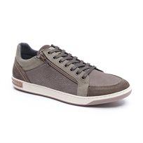 Seventy Nine - נעלי סניקרס לגברים בשילוב רוכסנים דקורטיביים
