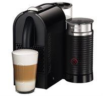 מכונת קפה U&milk D55 בעיצוב נקי, פשוט, ומודולרי מבית Nespresso - משלוח חינם!