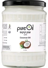 Pure Oil Coconut Oil