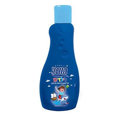 """מארז 5 יחידות תחליב רחצה אל סבון לילדים 750 מ""""ל באריזה"""