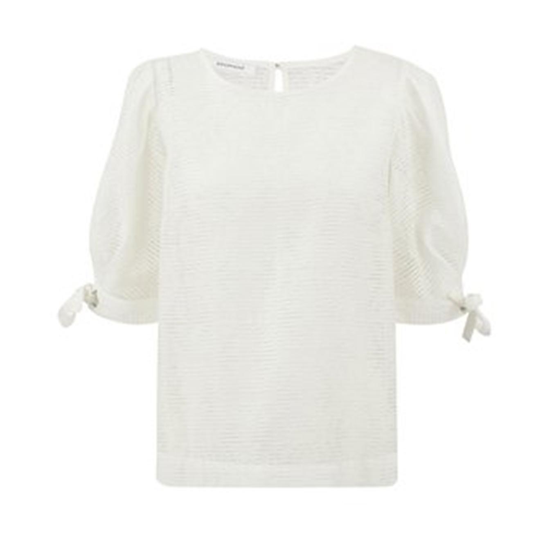 חולצה טישירט PROMOD - לבן