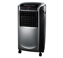 מצנן אוויר ומפזר חום דיגיטלי מבית HYUNDAI עם 3 מהירויות, מנוע חזק במיוחד ושלט חכם