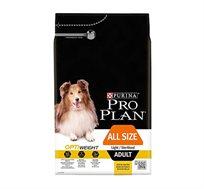 מזון Pro Plan לכלב שמן