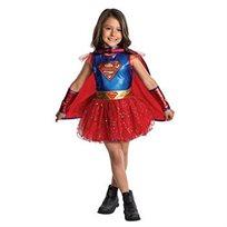 סופרגירל דלוקס בשמלת טוטו