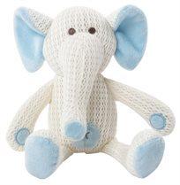 בובת חיבוק מבד נושם ואוורירי - אדי הפיל