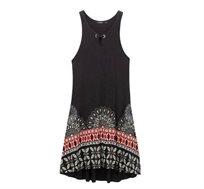 שמלת Valery לנשים - שחור