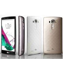 """סמארטפון LG G4 עם מסך """"5.5, זיכרון 32GB+3GB RAM ומעבד 6 ליבות, כולל עדכוני FOTA"""