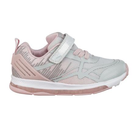נעלי ספורט לילדות - ורוד