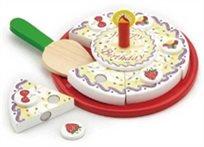 עוגת יום הולדת מעץ מבית VIGA