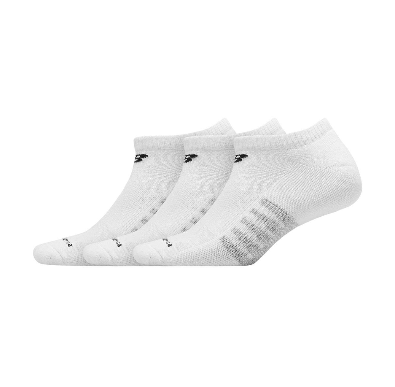חבילת 6 זוגות גרביים עד הקרסול New Balance דגם N5040-800-6EUWHT