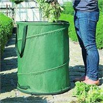 פח עגול מתקפל ענק רב שימושי לגינה