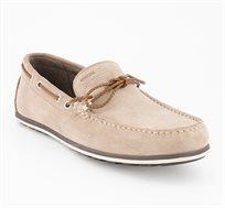 נעלי ז'מש מוקסין Geox דגם U Mirvin B-Suede לגברים במגוון צבעים לבחירה