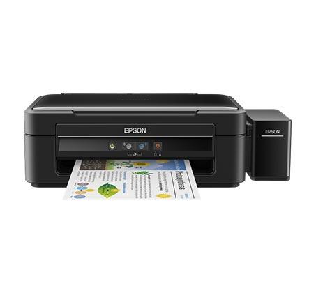 מדפסת אלחוטית L382 משולבת צילום הדפסה וסריקה