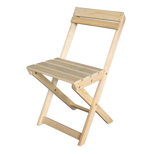 משהו רציני סט שולחן וכסאות לגינה או מרפסת מעץ מלא Wilma מבית BRADEX TU-06