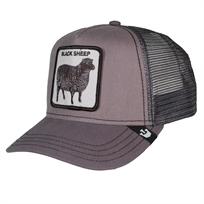 Goorin יוניסקס// Shades Of Black Grey כובע מצחייה חיות