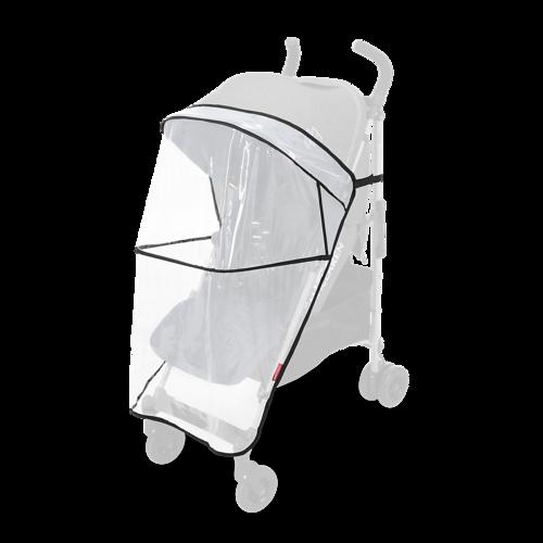טיולון לתינוק קווסט 2019 עם גגון מורחב ומערכת נסיעה חדשה - כחול/פסים - משלוח חינם - תמונה 6