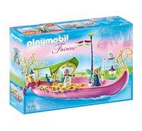 פליימוביל ספינת הפיות דגם P5445 + דמות פליימוביל מתנה!