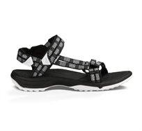 נעלי TEVA לאישה מדגם טרה פי לייט בצבע שחור לבן