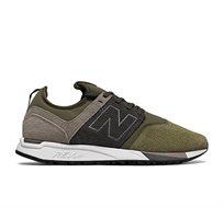 נעלי סניקרס ריצה לגברים NEW BALANCE דגם MRL247RG בצבע חאקי