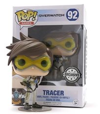 "Funko Pop - Tracer ""Exclusive"" (Overwatch) 92  בובת פופ"