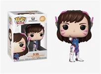 Funko Pop - D.Va (Overwatch) 491  בובת פופ