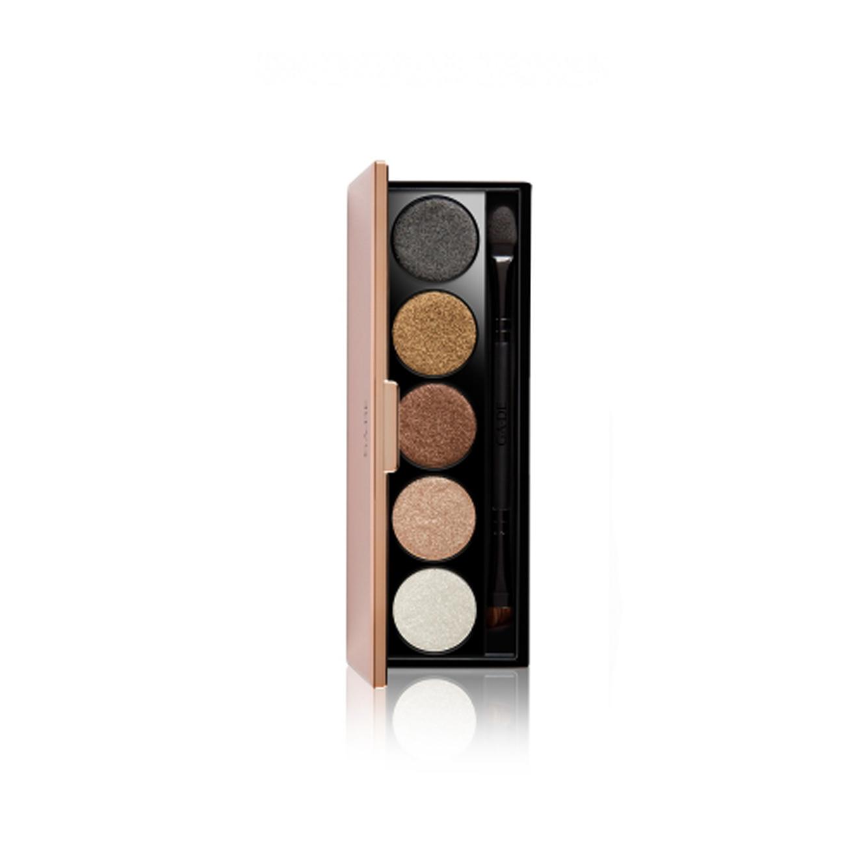 Highlights Metallic Eyeshadow Palette מארז צלליות קומפקטי
