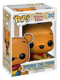 Funko Pop - Wiinie The Pooh (Disney) 252 בובת פופ דיסני