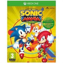 Sonic Mania Plus Xbox One  אירופאי!