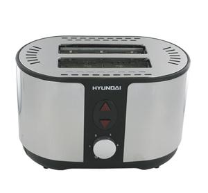 מצנם אלקטרוני מנירוסטה ל-2 פרוסות מבית HYUNDAI