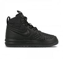 נעלי סניקרס במהדורה מוגבלת לנשים ונערות NIKE LUNAR FORCE 1 DUCKBOOT 922807-001 בצבע שחור