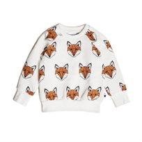 TOBIAS & THE BEAR חולצת פוטר (6-0 שנים) - שועלים כתום
