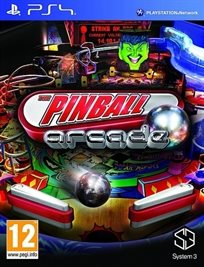 Ps4 Pinball Arcade אירופאי!
