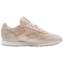 REEBOK נשים// CL LEATHER LIGHT PINK