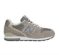 נעלי ריצה לגברים NEW BALANCE דגם MRL996AG בצבע אפור