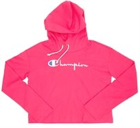Champion נשים // Hooded Sweatshirt Pink