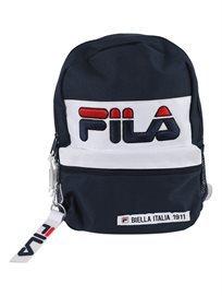 תיק גב פילה קטן - Fila Kindergarten Bag Navy