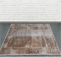 שטיחי אספהן דגם בלנקה בעיצוב מודרני ובמראה וינטאז' עשויים ויסקוזה 100% בצפיפות גבוהה במידות לבחירה