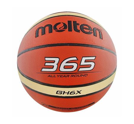 כדורסל MOLTEN גודל 6 דגם GH6X